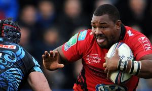 France-based Steffon Armitage is fighting for English selection. Photo sourced from: www.newslocker.com
