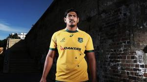 Will Skelton's 135kg+ frame  will bring a much needed physicality  for the Wallabies. Photo sourced from: www.dailytelegraph.com.au