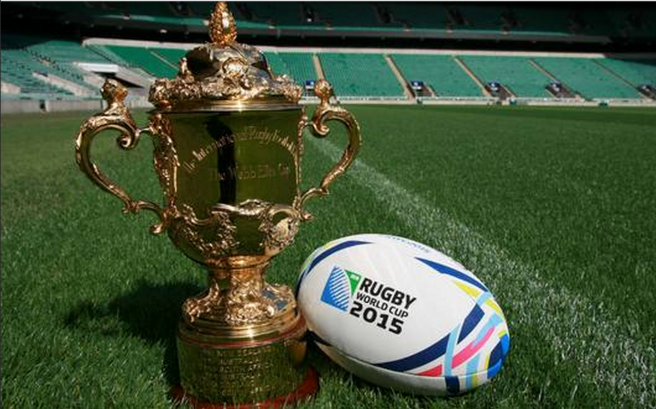 The Web Ellis Cup... What it's all about.
